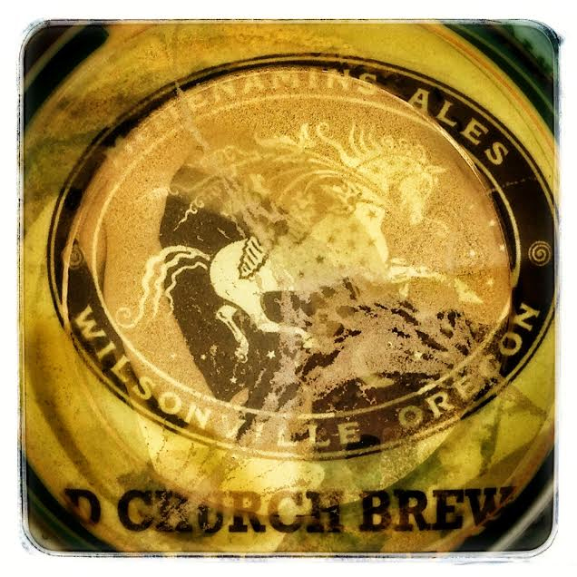 McMenamins Old Church Brewery - in the Beer Glass